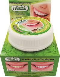 <b>Green Herb Зубная паста</b> Зеленые травы растительная, 25 г