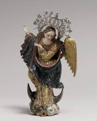 polychrome sculpture in spanish america essay heilbrunn virgin of quito