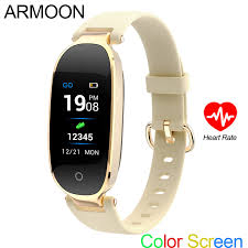 <b>Smart Bracelet S3</b> Girl Women Lady Heart Rate Band Sleep Monitor ...