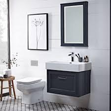 rhodes pursuit mm bathroom vanity unit: roper rhodes hampton wall mounted vanity unit