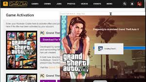How To Download (GTA V) From Official Rockstar Social Club ...