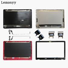 LCD Back Cover/LCD <b>front bezel</b>/Hinges/Hinges cover for HP ...