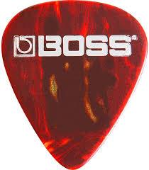 Купить <b>Boss BPK</b>-<b>12</b>-SM Celluloid Shell <b>Medium</b> 12 Pack ...