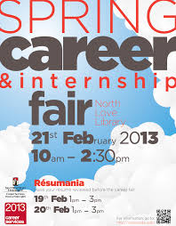 current students and alumni attend this job fair prep and sdsu spring 2013 career fair flyer