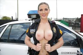 molly Big Tits and Big Boobs at Boobie Blog Officer Molly Jane is in Cock Pursuit