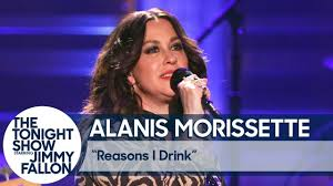 Alanis Morissette: Reasons I Drink - YouTube