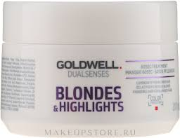 Goldwell Dualsenses Blondes & Highlights 60sec Treatment ...