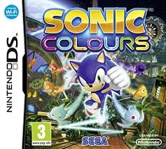 <b>Sonic Colours</b> (Nintendo DS): Amazon.co.uk: PC & Video Games