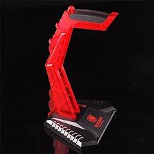 SADES E-Sports Gaming <b>Headphone</b> Cradle, <b>Acrylic Headphone</b> ...