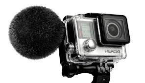 Microphones for GoPro HERO7, HERO6, HERO5, & HERO4
