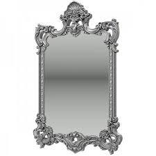 <b>Зеркало ЗК02</b> цвет <b>серебро</b> ШхГхВ 75х8х118 см ― Интернет ...