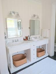 bathroom lighting over vanity pottery barn bathroom double sink vanities inspiration with two open storage underneath awesome pottery barn bathroom vanity decor