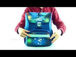Школьный рюкзак <b>Herlitz Loop Plus</b> Soccer с наполнением ...