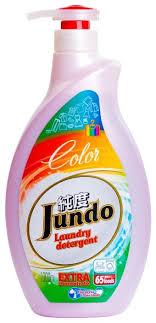 <b>Гель</b> для стирки Jundo Color для <b>цветного</b> белья — купить по ...
