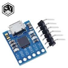 <b>1PCS Great IT</b> CJMCU CP2102 MICRO USB to UART TTL Module ...