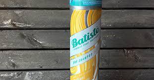 Product Review: <b>Batiste Brilliant Blonde</b> Dry Shampoo Plus | {enjoy ...