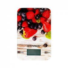 Электронные <b>кухонные весы ENDEVER CHIEF</b>-<b>508</b>
