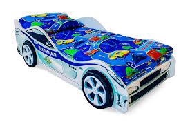 <b>Кровать</b>-<b>машина Бельмарко</b> «Полиция» в интернет-магазине ...