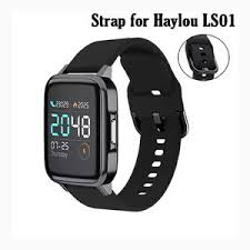 <b>haylou ls01 smart watch</b> strap
