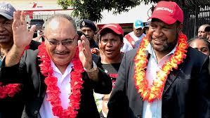 James Marape elected new Papua New Guinea prime minister ...