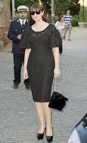 Monica Bellucci displays impeccable <b>Italian style</b> in Rome in ...