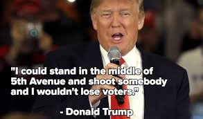 Image result for terrible trump quotes