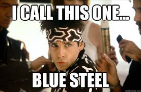 I call this one... Blue Steel - Derek Zoolander on Abortion ... via Relatably.com