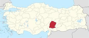 Image result for kahramanmaraş haritası