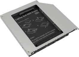 SS95U, <b>Адаптер</b> OptiBay <b>Espada</b> SATA/miniSATA (SlimSATA) для ...