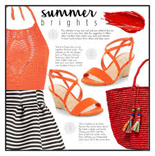"""""""Summer Brights"""" by queenkhushi liked on Polyvore featuring Molo ..."""