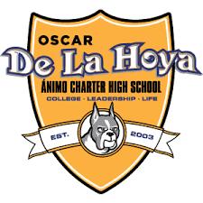 Home - <b>Oscar De La</b> Hoya Ánimo Charter High School