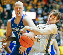 drake at wichita state pictures getty images wichita state s evan wessell right strips a rebound from drake s jacob enevold in the