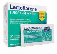 """<b>Биологически активная добавка</b> Lactoflorene """"Плоский живот"""", 20 ..."""