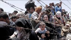 Resultado de imagen de imagenes de refugiados