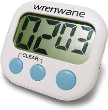 Wrenwane Kitchen Timer (Upgraded), No Frills ... - Amazon.com