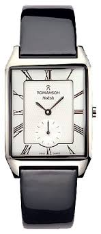 Наручные <b>часы ROMANSON</b> DL5593SMW(WH) — купить по ...