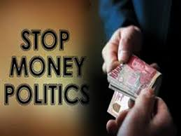 Image result for money politik vs demokrasi