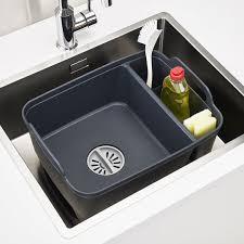 <b>Контейнер для мытья посуды</b> 'Wash and Drain' купить в интернет ...