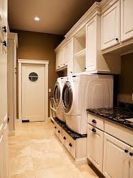 view in gallery custom designed furniture for a functional laundry room bright modern laundry room