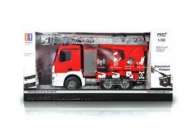 <b>Радиоуправляемая пожарная машина Double</b> E Mercedes Fire ...