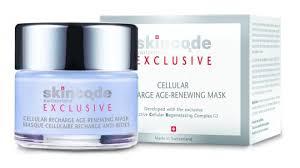 <b>Cellular</b> Recharge Age-Renewing Mask – <b>Skincode</b>