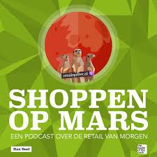 Shoppen op Mars