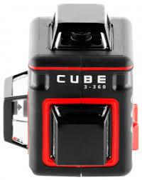 <b>Построитель лазерных плоскостей ADA</b> Cube 3-360 Home ...