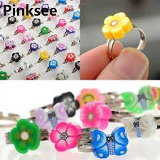 Online Shop Wholesale 10pcs Lots Bulk Mixed Flower Shape ...