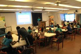 classroom presentation road show reef environment or call us at 242 327 9000 to book a presentation