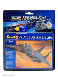 <b>Сборная модель Самолет</b> Макдоннелл-Дуглас F-15E Страйк Игл ...
