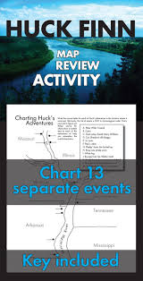 best images about lit unit mark twain adventures of tom great map review activity to use mark twain s classic american novel the adventures of