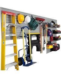 Flow <b>Wall</b> 6-Compartments Small Part Organizer <b>Modular</b> Garage ...