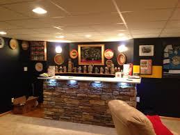 basements and lighting on pinterest bar lighting ideas
