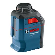 <b>Лазерный нивелир BOSCH</b> Professional <b>GLL</b> 2-20 до 20 м ...